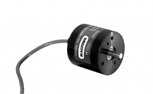 A compact position sensor for use with VERSATEC and Spyder Tension Control
